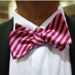 How to wear bow ties?