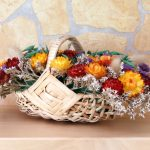 Best ways to make use of dried flowers