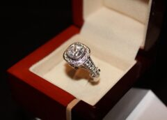 How to protect or store your diamond ring?